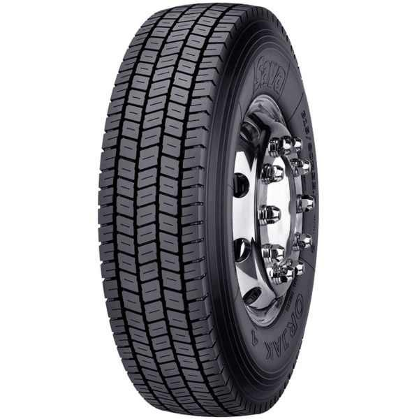 315/80R22.5 Sava Orjak 4 Plus 156/154M грузовые шины
