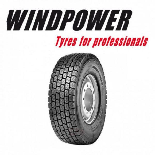 385/65R22.5 158L WINDPOWER WSL27 TL Грузовые пневматические шины КИТАЙ