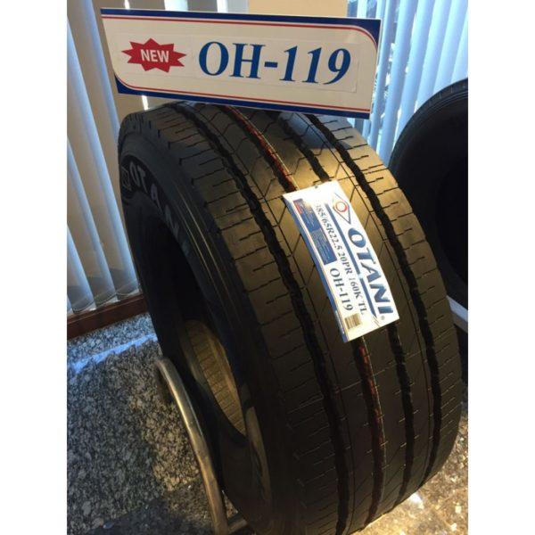385/65R22.5 OTANI OH119 Грузовые шины КИТАЙ